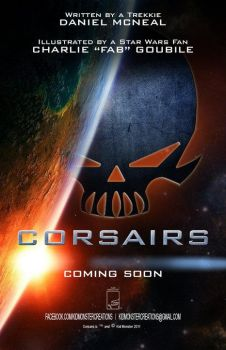 CORSAIRS TEASER by charlie-fab