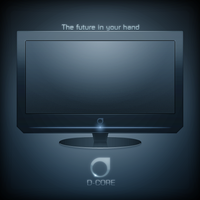 D-Core Plasma TV by LightRayven