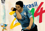 Luis Suarez by Mr0AR