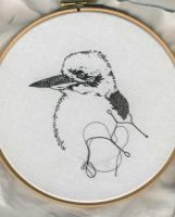 The kookaburra by yeller-dandelion