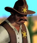 Sheriff by Monomus