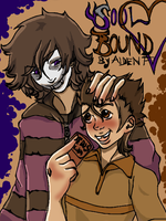 Soul Bound Cover (colored) by gaaradesertdreams