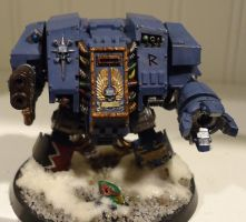 Dreadnought by AbeSimpson