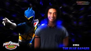Koda The Blue Ranger by scottasl