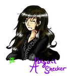 Abigail Shecker by Serene-SimpliciT