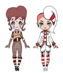 Candy Themed Adopts by FizzySodaAdopts