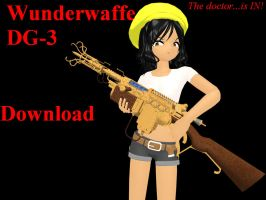 Wunderwaffe DG-3 DOWNLOAD by RiSama