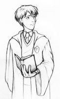 Young Lupin by laerry