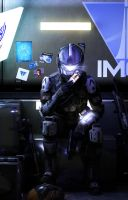 Titanfall l Welcome to the IMC by SKstalker