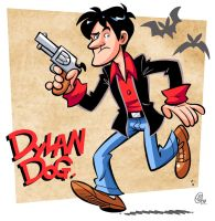Dylan Dog by BezerroBizarro
