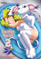 Digimon Rules 2 : Gatomon's Pet by bbmbbf