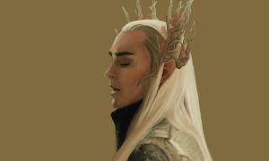 Thranduil by drinkingtheseawater