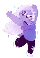 Amethyst by LizardBat