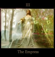 The Empress by Vinyariel