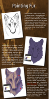 Painting Process/ Fur Tutorial by Stalcry
