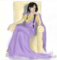 Reyna by Painter-Gal77