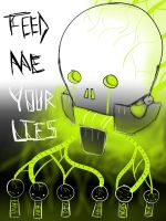 Feed Me Your Lies by ShinyRemedy