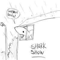 shark show by cap-tan