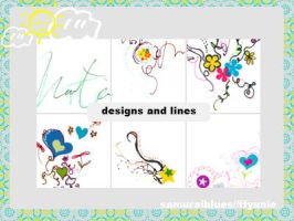 designs and lines by ffyunie