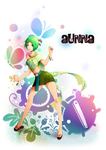 Character_Aunna by Tachakorn