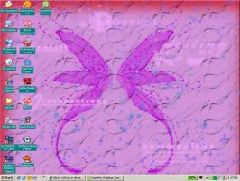 Pretty Desktop thing :D by KhaosAnimeAngel