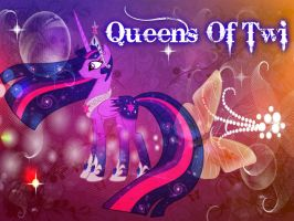 Queens Of Twi by Mobin-Da-Vinci