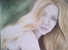 Amanda Seyfried by slowwane