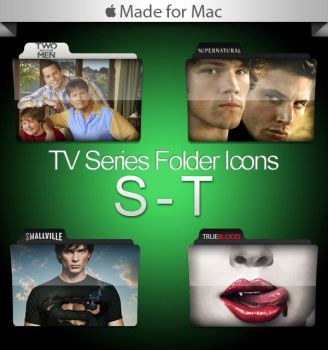 -Mac- TV Series Folders S-T by paulodelvalle