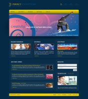Perfect IT Solutions Dot Net by waseemarshad