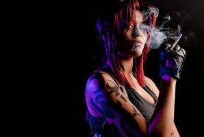 Revy by meatwad4900