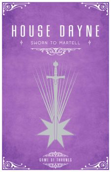 House Dayne by LiquidSoulDesign
