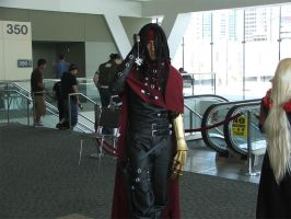 Otakon - Vincent Valentine by TwilightUnicorn
