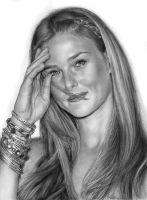 Bar Refaeli by mwford