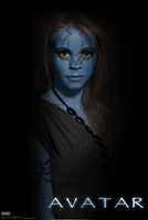 My version of AVATAR Girl by Taradaciuc