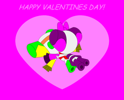 Happy valentines day! by claudinei230