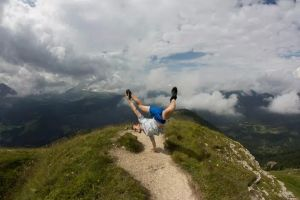 L kick on top of Trentino by D1sord3R