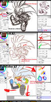 Tutorial - How to Color ( SAI only ) by Omiza
