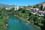 View on the Neretva by ReneHaan