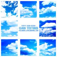 Cloud textures no. 1 by filmowe