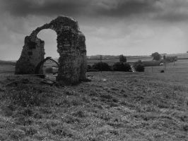 Calceby Church by staticgirl