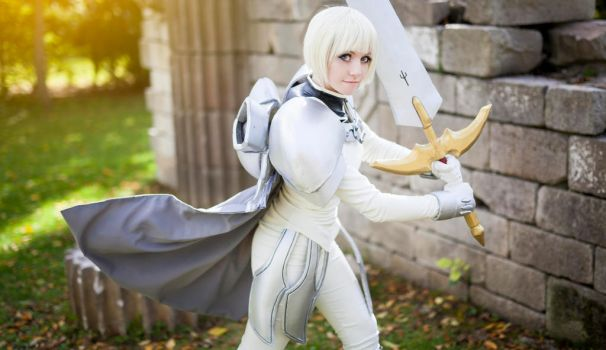 Clare, Claymore by Bamz-OSully