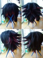 Shadow's Wig by bluevioletapples