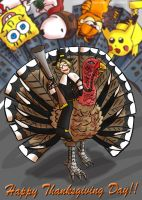 APH - Happy Thanksgiving Day by fiori-party