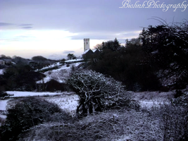 Winter Hill by BiolinkPhotography