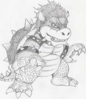 Bowser by Lumit