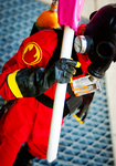 Pyro Team Fortress 2 Cosplay by Swoz