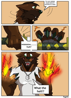 Commission: The Birth Of Black Out Page 2 by Rex-equinox