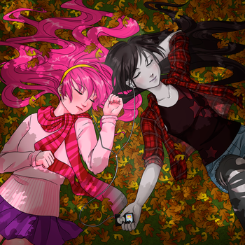 Autumn Playlist by Drowning-Comic