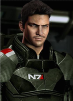 Custom Shepard Collection - Nathan Shepard by ReveilleStudios