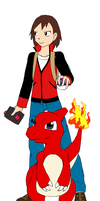 Me and My Charmeleon by Supremechaos918
